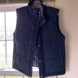 Brooks brothers navy vest new